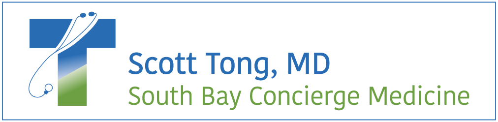 Scott Tong, MD Logo