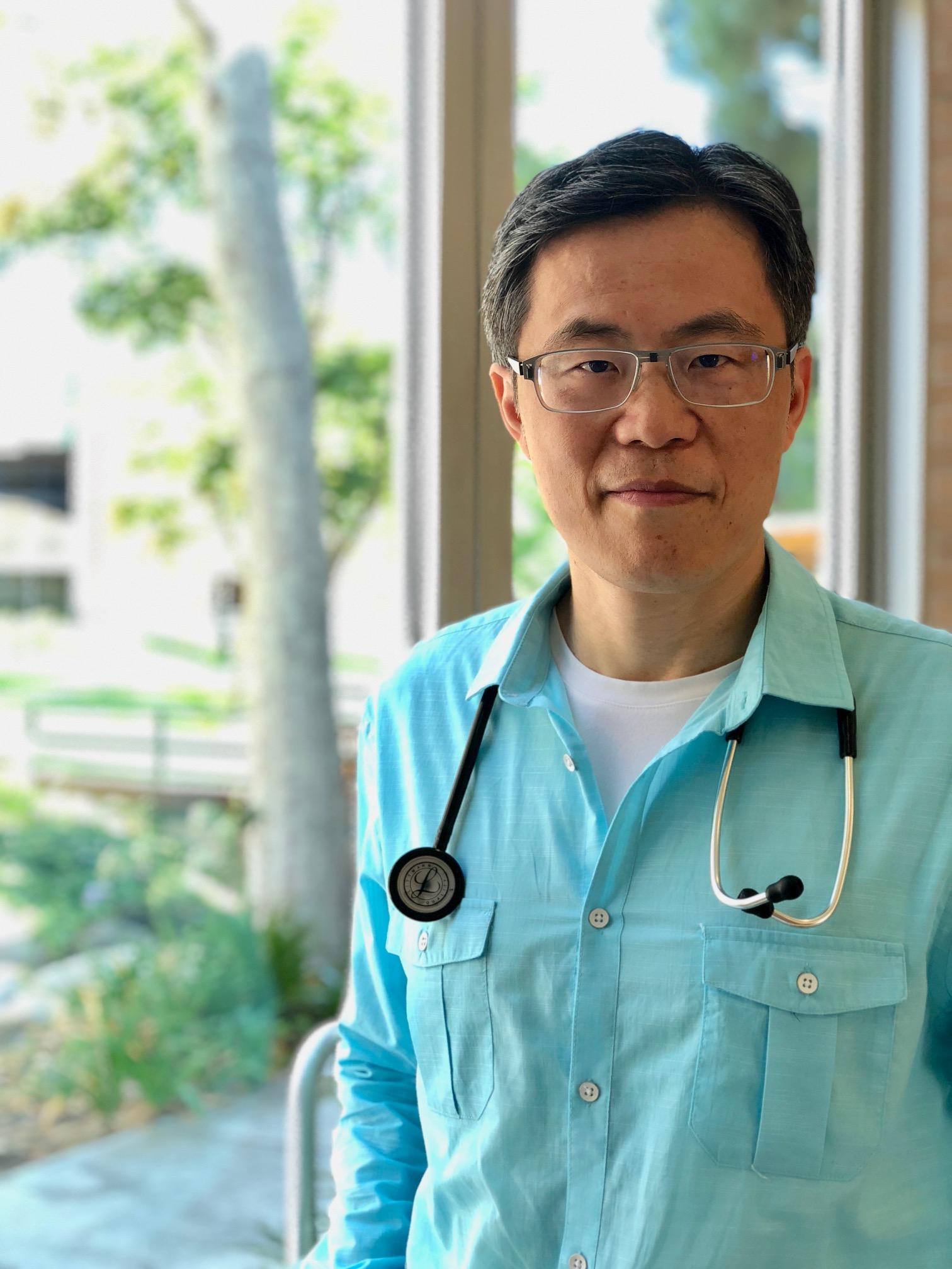 Meet Dr. Tong