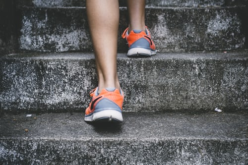 Walking and its benefits: Scott Tong, MD
