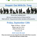walk with a doc: September 13th